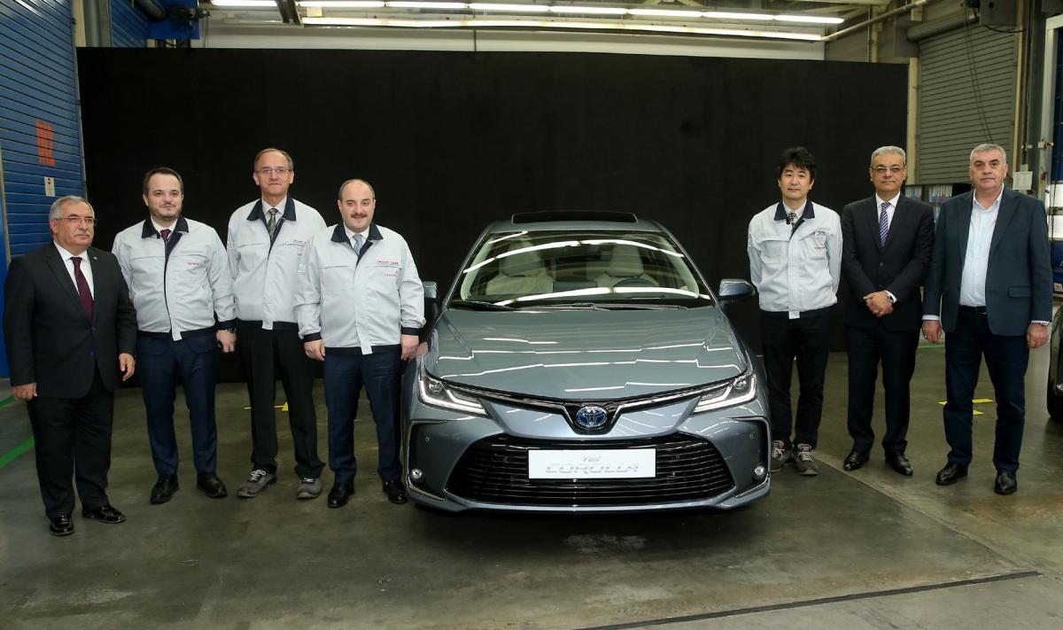 Toyota Corolla Hibrit4